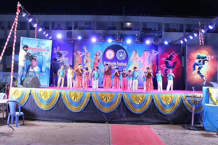 Siddharth Public School-Annual Function