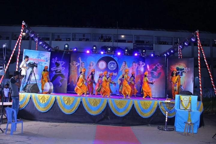 Siddharth Public School-Group Dance