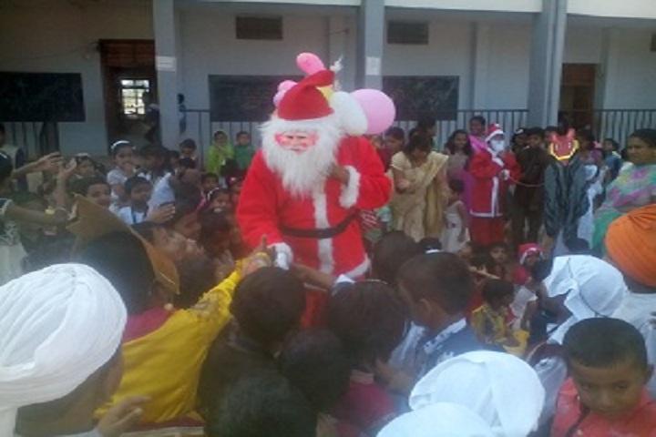 Siddharth Public School Jath-christmas celebrations