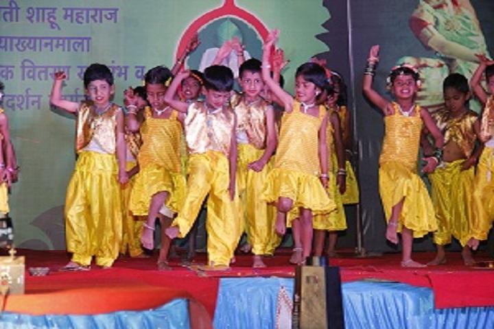 Siddharth Public School Jath-festive celebrations