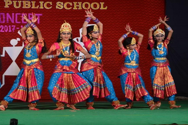 Sindphana Public School-Annual Day
