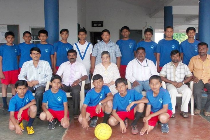 Sindphana Public School-Football Tream