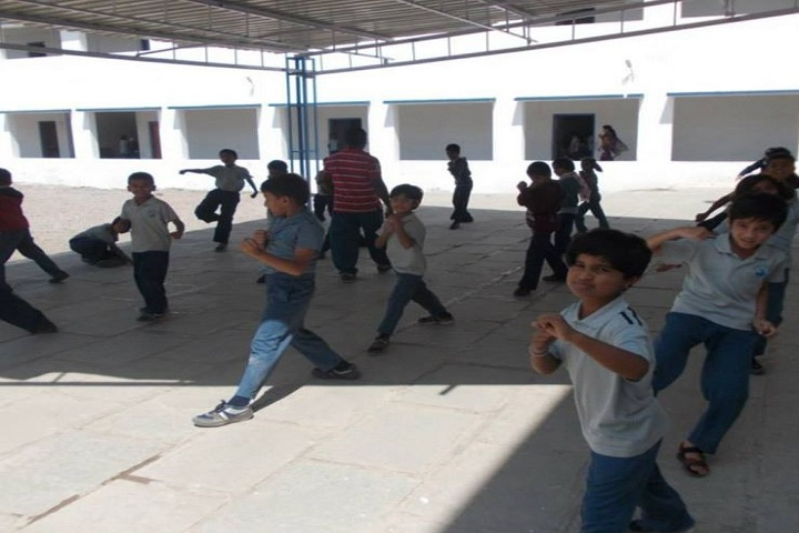 Sindphana Public School-Karate