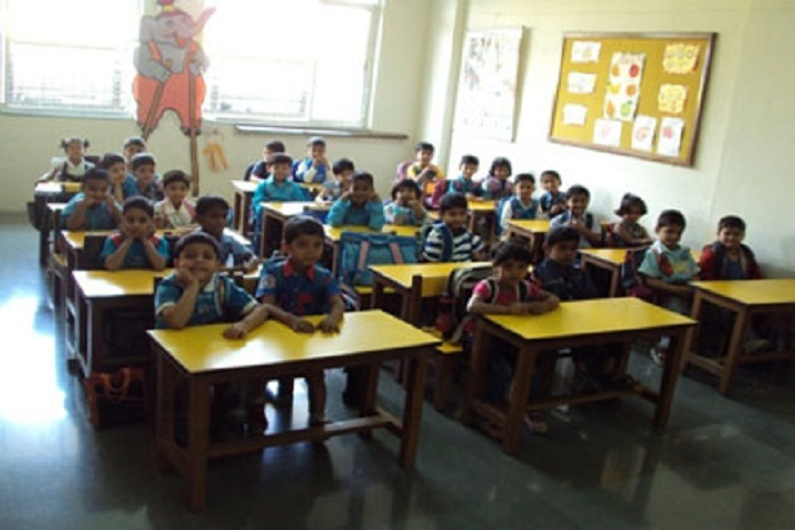 Sinhgad City School-Pre Primary Classroom
