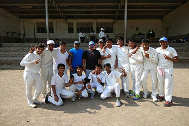 Sinhgad City School-Cricket Team