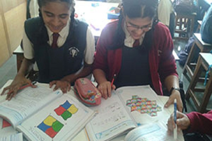 Sinhgad City School-Maths lab