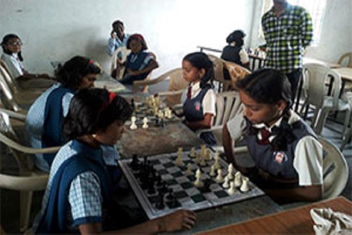 Sinhgad Public School-chess