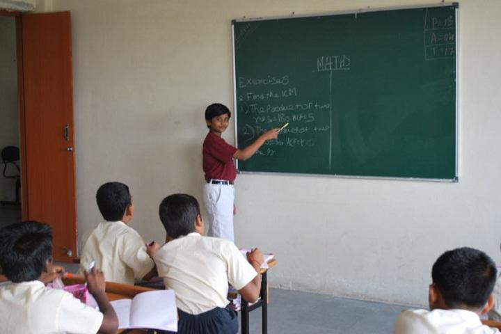 Sinhgad Public School-class seminars