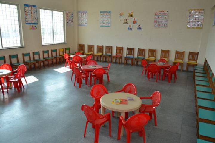 Sinhgad Public School-primary room