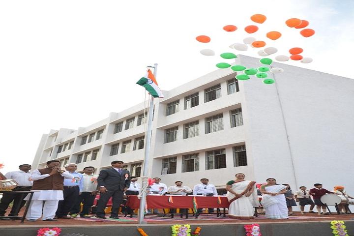 Sinhgad Public School-republic day celebrations