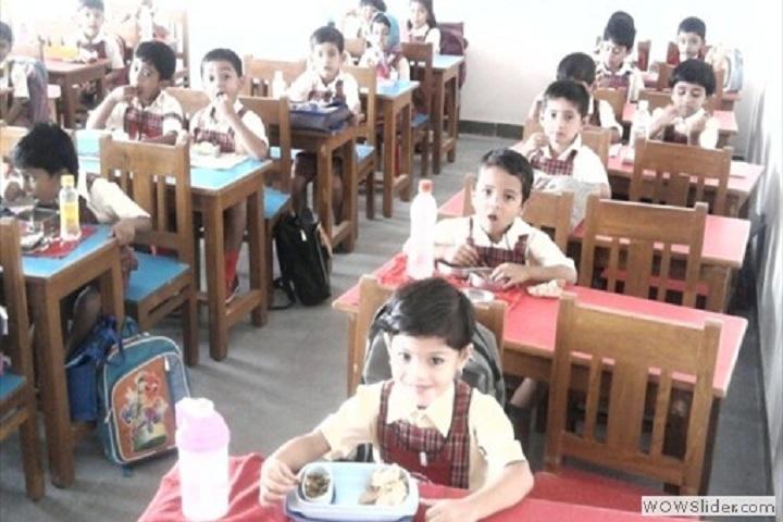 Sinhgad Public School-Primary Classroom