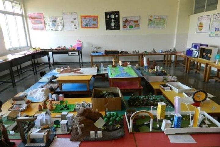 Sinhgad Public School-Science Fare