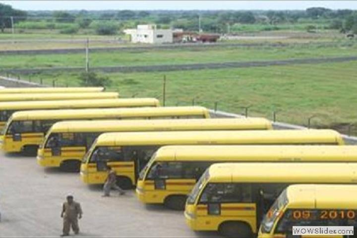 Sinhgad Public School-Transport