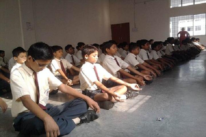 Sinhgad Public School-Yoga