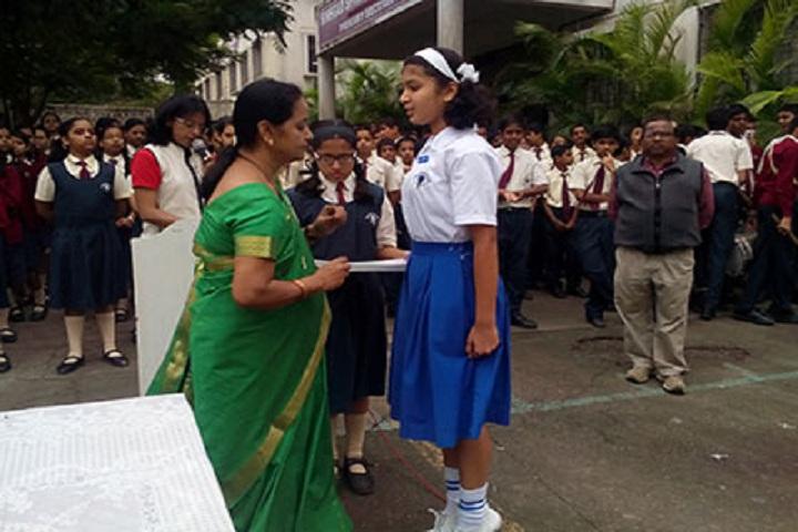 Sinhgad Spring Dale School-Ceremony