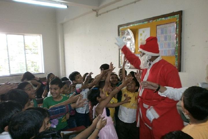 Sinhgad Spring Dale School-Christmas Celebrations