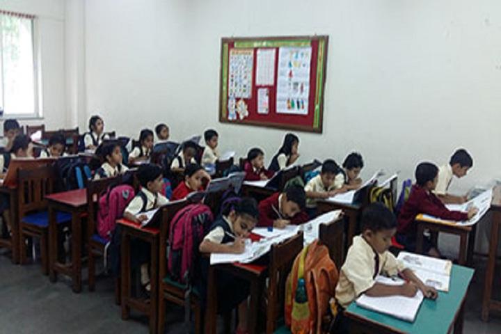 Sinhgad Spring Dale School-Classroom