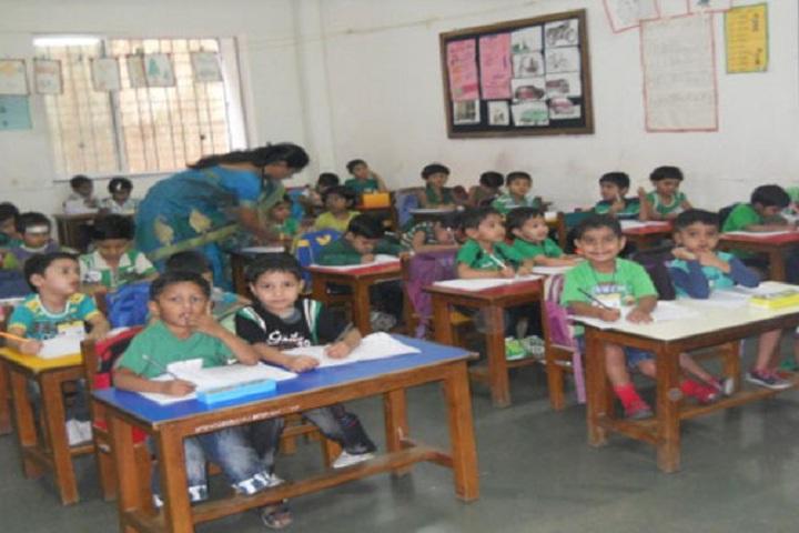 Sinhgad Spring Dale School-Primary Classroom