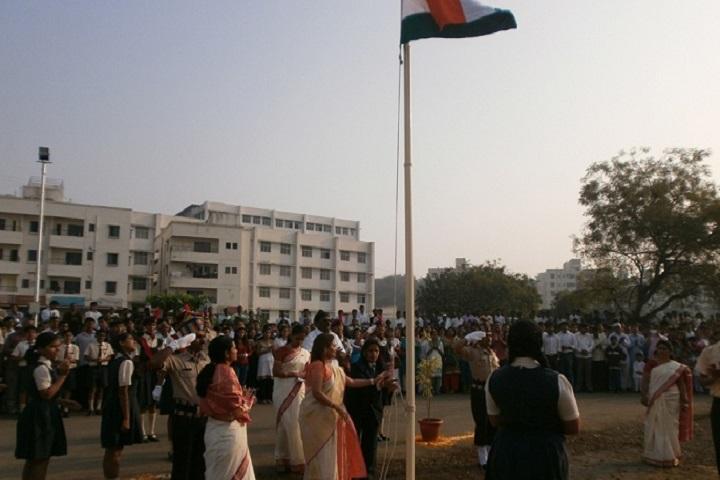 Sinhgad Spring Dale School-Republic Day Celebrations