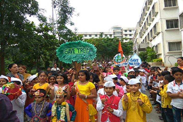 Sinhgad Spring Dale School-Save Tree