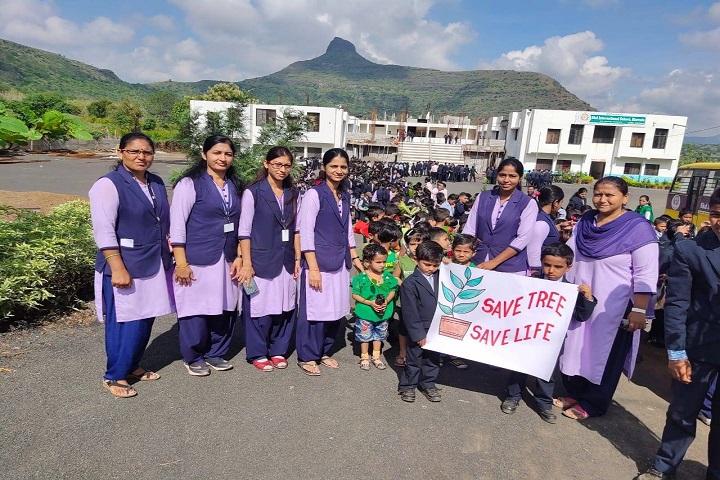 Skd International School-Save Tree