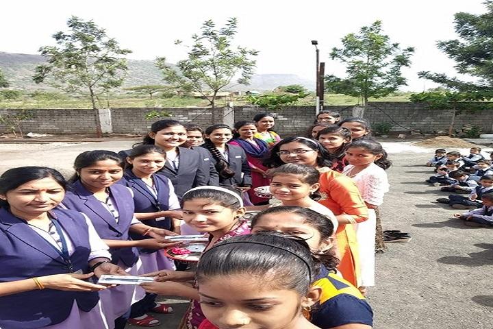 Skd International School-Teachers Day Celebrations