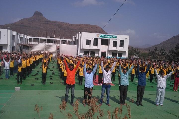 Skd International School-Yoga