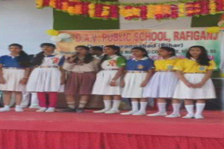 Dav Public School-Singing