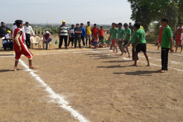 Smt Prayag Karad English Medium High School-Sports