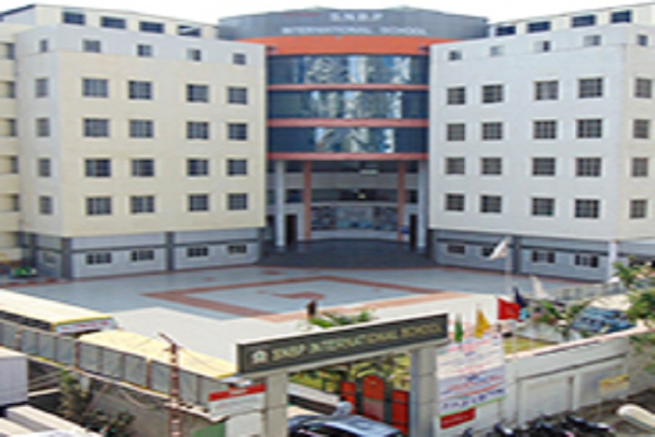 Snbp International School-Campus-view