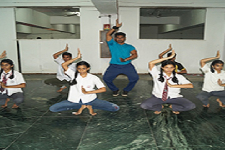 Snbp International School-Dance classes