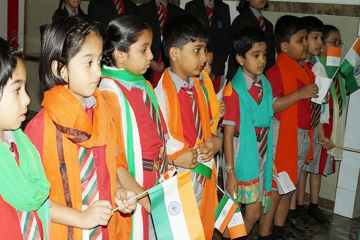 SNBP International School-Independence Day Celebration