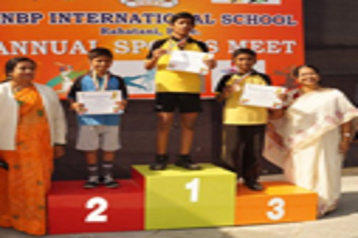SNBP International School-Sports Winner