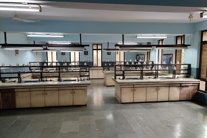 St XavierS High School-Laboratory chemistry