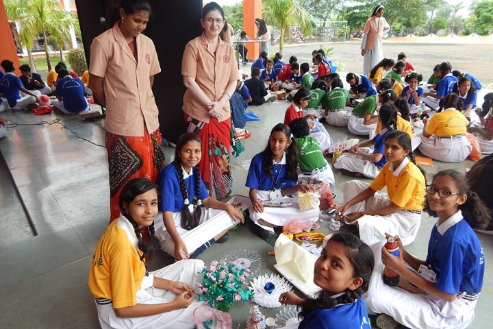 St. Claret English Medium School- Activity