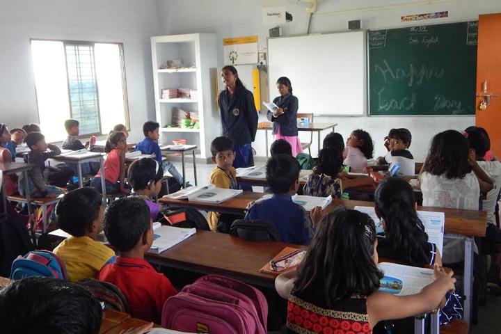 St. Claret English Medium School- Classrooms