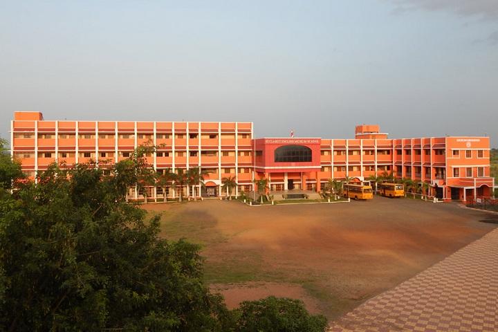 St. Claret English Medium School- Campus
