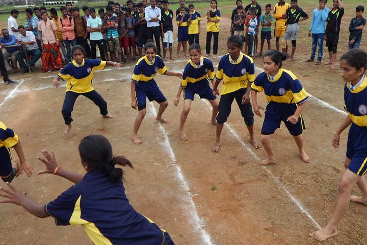 St. Claret English Medium School-Sport Event