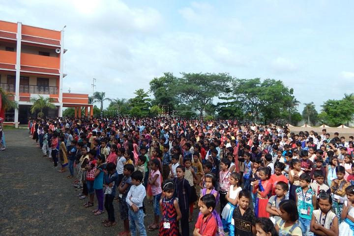 St. Claret English Medium School- Students