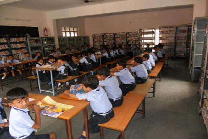 St Claret School-Library
