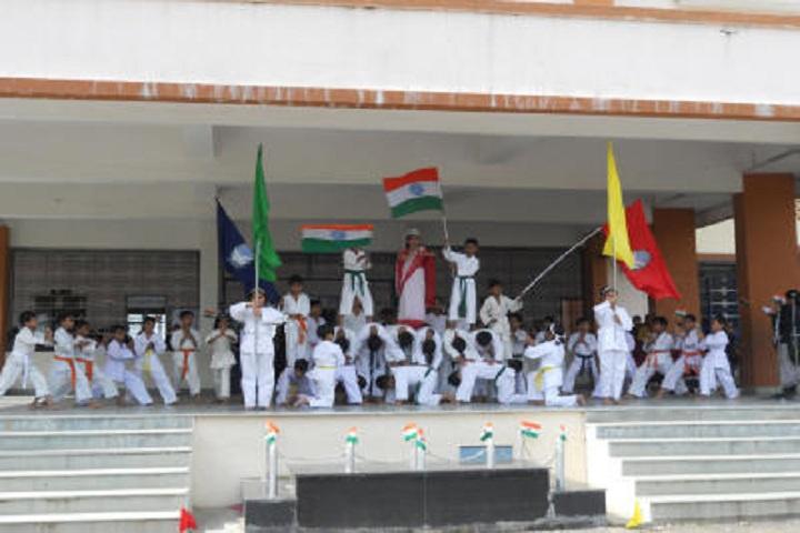 St Claret School-National Day Celebration
