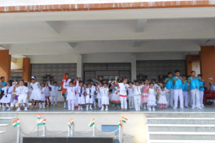 St Claret School-Republic Day Celebration