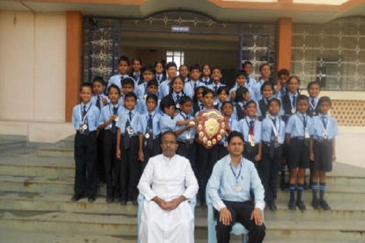 St Claret School-Sports Winner