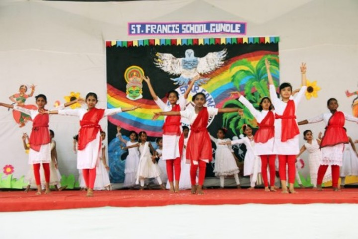 St Francis School-Annual day