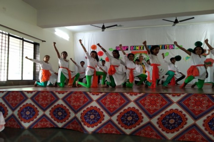 St Francis School-Dance-Competition