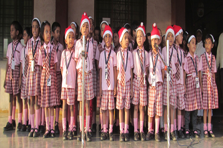 St Francis School-Group Song