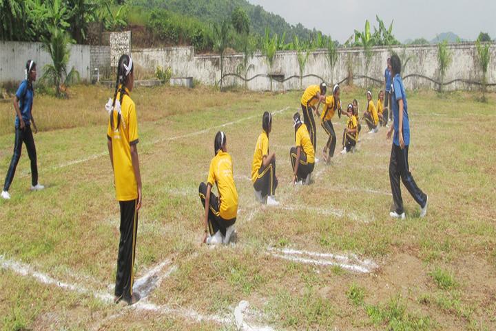 St Francis School-Sports