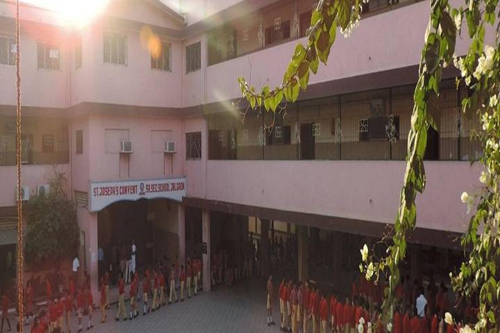 St Josephs Convent School-Campus-View
