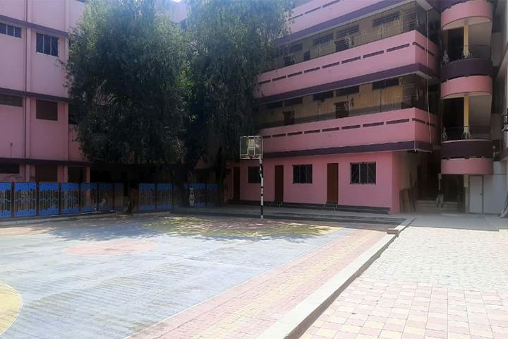 St Josephs Convent School-Campus View