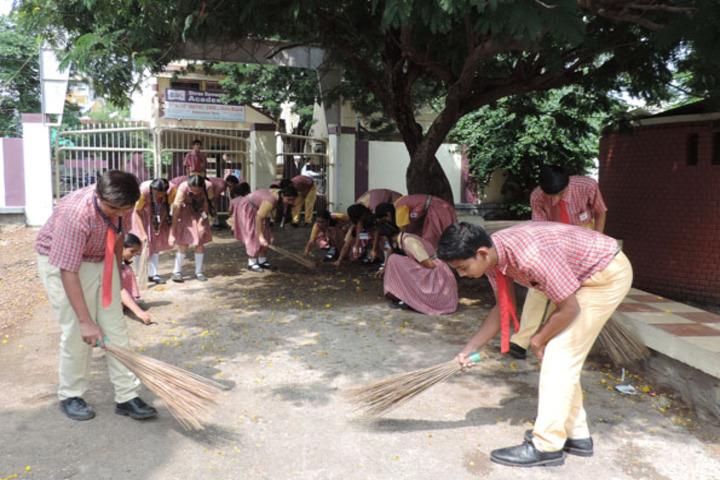 St Josephs Convent School-Cleaning